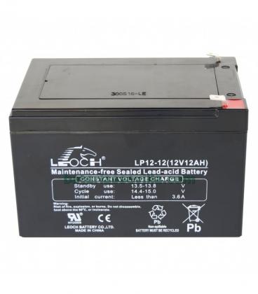 Batería AGM 12v 12Ah