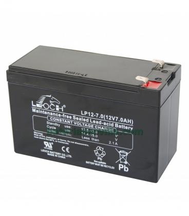 Batería AGM 12v 7Ah
