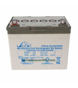 Batería GEL 12v 33Ah