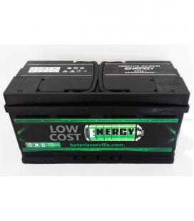 Batería arranque Coche 95Ah 750A positivo izquierda baterias sevilla