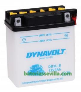 YB3L-B 12v 3ah DB3L-B baterias sevilla
