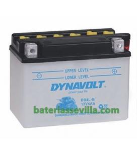 Bateria Motos YB4L-B 4AH 12V