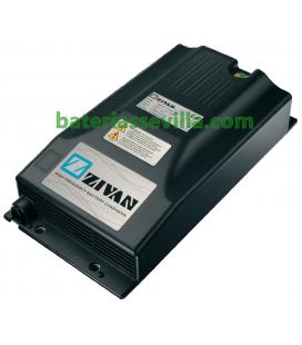 Cargador Zivan NG3 48V 45A alta frecuencia monofasico plomo acido agm gel baterias sevilla