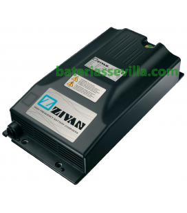 Cargador Zivan NG3 24V 60A alta frecuencia monofasico plomo acido agm gel baterias sevilla