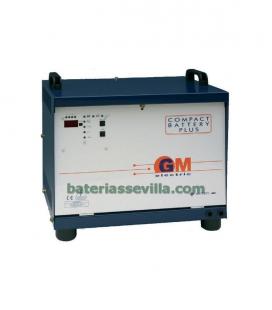 Cargador 24V 140A Trifasico Convencional GM Electric baterias sevilla plomo acido