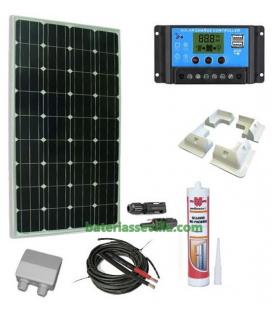 kit-solar-100w-12v-regulador-usb-10A-fotovoltaico-caravanas-baterias-sevilla-caravaning