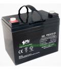 Batería Gel 33Ah 12v Premium battery