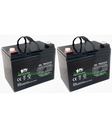 Dos-Baterias-gel-12v-33ah-PBCG12-33-Pb-Premium-battery-sillas-ruedas-bateria-sevilla