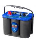 Batería Optima BT SLI 4.2 BlueTop 12v 50Ah 815A Arranque Embarcaciones