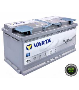 bateria coche start-stop AGM-varta g14 95ah 12v 595 901 085 baterias sevilla arranque