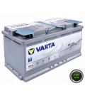 Batería Start-Stop AGM 95Ah 12v VARTA G14 Arranque Coche