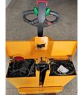 Jungheinrich EJE C20 Transpaleta eléctrica 2000kg bateria y cargador 24v 08