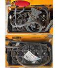 Jungheinrich EJE C20 Transpaleta eléctrica 2000kg bateria y cargador 24v 10