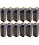 Kit 24V de Baterías 6 OPZS 600 2V 966Ah recipiente transparente