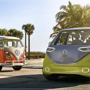 La Volkswagen Hippie ahora 100% eléctrica para 2022