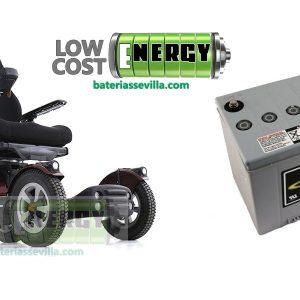 Conseguimos que ahorre un 30-40% en las baterías de su silla eléctrica