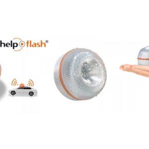 Help Flash ya incluido en la normativa vial