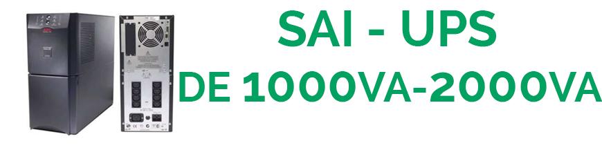 De 1000VA a 2000VA