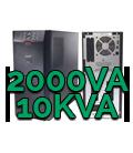 De 2000VA a 10KVA