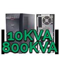 De 10KVA a 800KVA